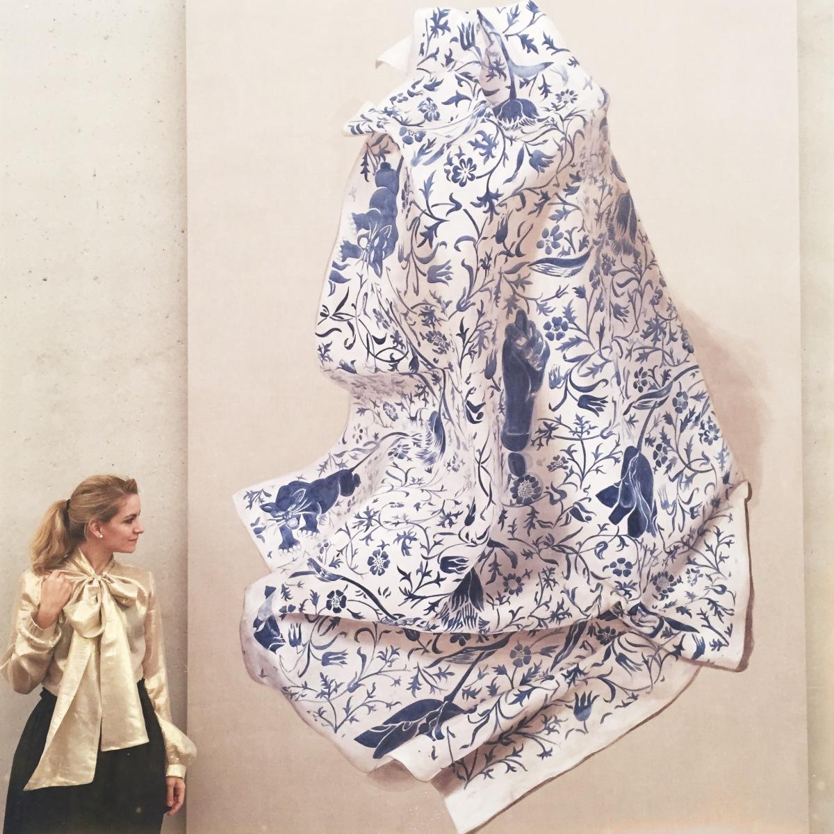La hija bastarda del arte: la moda