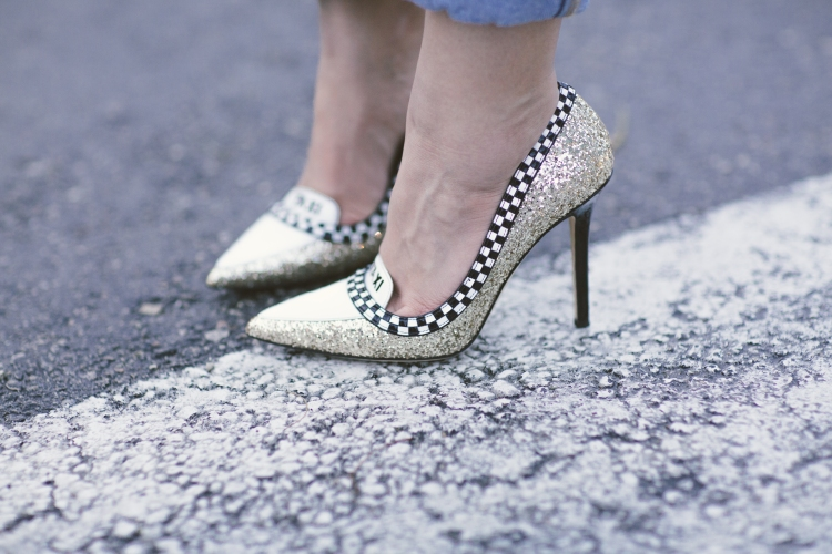 KATE SPADE TAXI SHOES