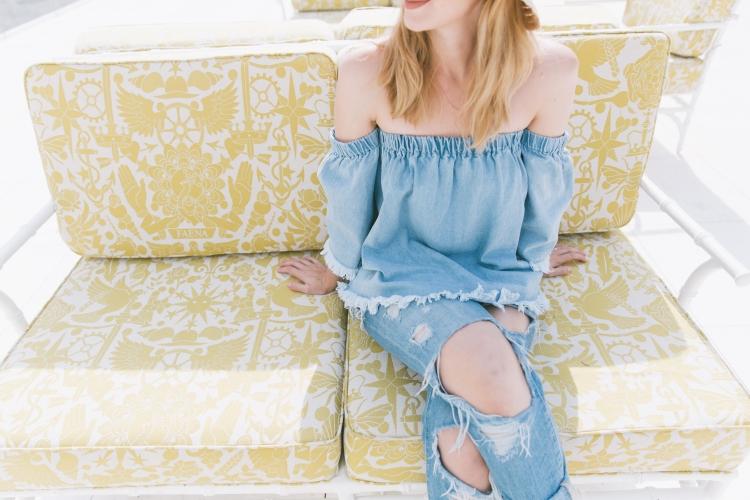 fashion blogger carolina benoit miami